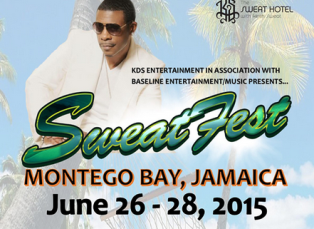 Slowjams.com – Win a trip for 2 to Montego Bay, Jamaica to experience Sweat Fest and meet Keith Sweat by May 31st, 2015!