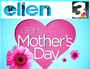 """WKYC Channel 3 – Win a prize package of various gifts value up to $5,000 everyday until May 7, 2015 from """"The Ellen Show""""!"""