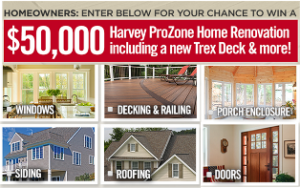 National Cable Communications – Win a $50,000 Harvey Building Products credit for your home renovation  by July 19, 2015