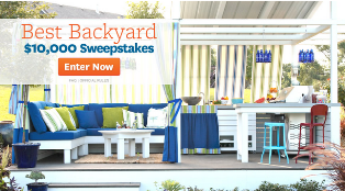 BHG – Win A$10,000 check from Better Homes and Garden by September 30, 2015