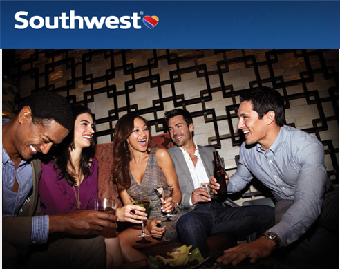 Southwest Airlines – Win a $2,350 trip for 2 to Las Vegas and tickets to KÀ byCirque du Soleil  by August 10, 2015