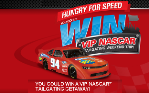 Nabisco Cookies – Win a VIP Tailgating trip to the 2015 NASCAR Championship Weekend and more prizes by August 30, 2015 – INSTANTLY!
