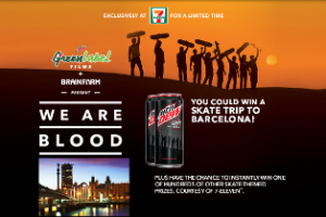 Pepsi-Cola – Win a trip for 2 to Barcelona Spain and more instant prizes by August 31, 2015 – INSTANTLY!