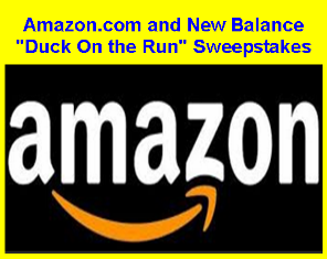 Amazon.com and New Balance – Win a 10,681 trip for 4 to attend one of the following 2016 Walt Disney World or Disneyland Resort Marathon Weekends in either Lake Buena Vista, FL or Anaheim, CA by December 26, 2015