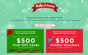 Calbee north america win a 500 visa gift card or a 500 airline calbee north america win a 500 visa gift card or a 500 airline gift voucher negle Choice Image