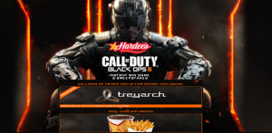 Hardee's – Win a Trip for the winner and a guest to Los Angeles, CA, a tour of Treyarch Studios and Call of Duty Black Ops III and more prizes by December 21, 2015 – INSTANTLY!