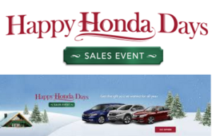 Honda – Win A 2016 Honda Accord Touring value at $35,415 and more instant prizes by December 29, 2015 – INSTANTLY !