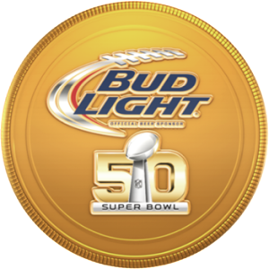 Bud Light Super Bowl Coin Toss – Win a trip for 2 to San Francisco, California valued at up to $11,900 OR Instant prizes