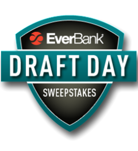 2016 EverBank Draft Day – Win a grand prize of a trip for 2 to Chicago, Illinois OR 1 of 30 Instant Win Game Prizes