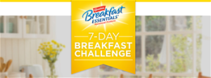 Nestle HealthCare Nutrition – 7-Day Breakfast Challenge – Win 1 of 30 prizes valued at up to $799