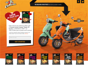 The Saputo Cheese – Win either a pair of Genuine Scooter Company Buddy 125 Scooters OR a check of $5,400 PLUS 1 of 270 Instant prizes