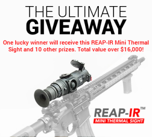 AR15.com – Ultimate Giveaway – Win $16,000 in prizes from AR15.COM & Tactical Night Vision Company