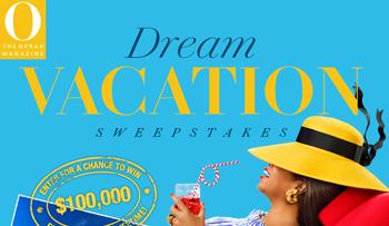 Hearst – O Oprah Magazine – Win a $100,000 check