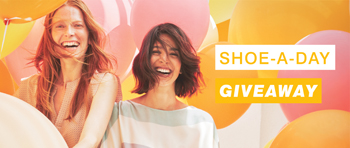 Hush Puppies – 2016 Shoe-a-day – Win a pair of shoes daily in March and April