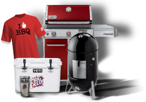 Big Red – 100 Days of BBQ – Win a trip for 4 to Austin, Texas for the Ultimate BBQ Experience OR hundreds of Instant Win prizes