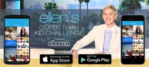 EllenTV – Ellens Cuter Than Kid Challenge – Win a trip for 2 to the Los Angeles, California to appear on the Ellen DeGeneres Show
