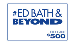 ellentv – Bed Bath & Beyond – Win a $500 Bed Bath & Beyond gift card