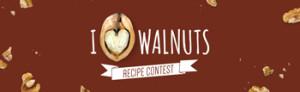 California Walnuts – Walnuts Recipe – Win a grand prize of a USD$5,000 check
