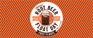 A&W Restaurants – National Root Beer Float Day Float A Friend – Win 1 of 60 prizes