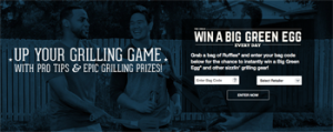 Frito-Lay – Ruffles Grill Out & Chill Out – Win Instant Win and Sweepstakes Prizes