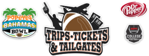 DR Pepper/Seven Up – Tickets, Trips and Tailgates – Win 1 of 9 grand prizes of $5,000 gift card, a trip or more