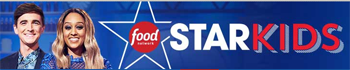 Television Food Network – Lucky Star – Win 1 of 4 grand prizes of a $10,000 check each