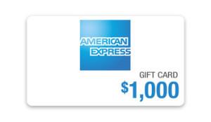 ellentv – Win a $1,000 American Express Gift card