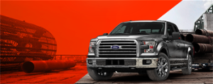 FORD – 2016 Ford Vehicle – Win either a 2016 or 2017 Ford model vehicle valued at $30,000 ARV