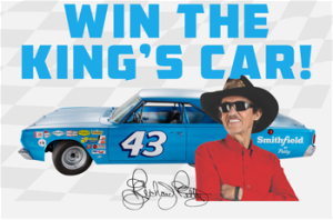 Smithfield Farmland – Albertsons Winning 43 – Win either the Pettys Garage Smithfield 1967 Belvedere or $40,000 cash PLUS other 84 minor prizes