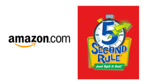 Ellen – 5 Second Rule – Win a $5,000 Amazon Gift Card
