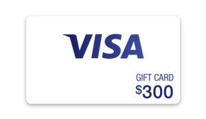 Ellentv – Win a $300 Visa Git Card