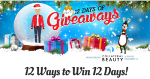 Ellen TV – 12 Days of Christmas Giveaways – Win 12 prizes