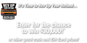 AutoZone – Rev Up Instant Win $20,000 or Other Great Cash and Gift Card Prizes