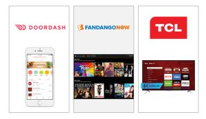 Ellen – Birthday Show – Win a $500 DoorDash gift card, a 55″ 4K TCL Roku TV & a $300 FandangoNOW promo code