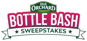 Old Orchard – Bottle Bash Sweepstakes – Win FREE Juice for a Year
