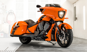 Polaris – Win a 2017 Victory Magnum Motorcycle, MSRP $23,099