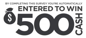 Taco Bell Survey – Win $500 Cash (Complete a Customer Satisfaction Survey)
