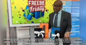 Today's Take – Freebie Friday – Win an Amazon Echo and an Amazon Fire HD10 giveaway