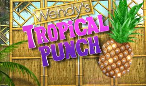 Wendy William Show – Win a 5 day vacation with Wendy's Tropical Punch Sweepstakes