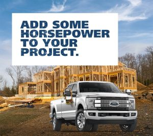 2017 JELD-WEN Truck – Win a 24-month lease for a 2017 Ford F250 Platinum Series truck with a diesel engine valued at $41,000USD