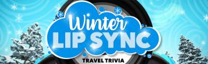 Buena Vista Television – LIVE with Kelly – LIVE's Winter Lip Sync Travel Trivia II – Win a share of $709,500 USD in Wheel Prizes and Reward Prizes