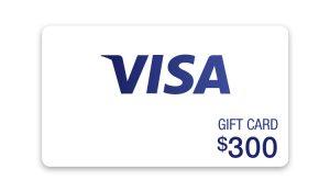 Ellen TV – Win a $300 Visa Gift Card