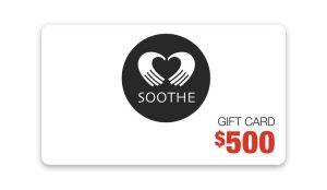 Ellen TV – Win a $500 Sooth Gift Card