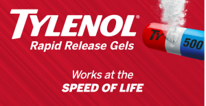 Johnson & Johnson – TYLENOL® Rapid Release Gels – Win a $10,000 OR 1 of thousand of Instant Win Game Prizes