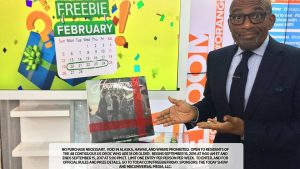 Today's Take – Freebie February – Win two Crosley C100s and five vinyls