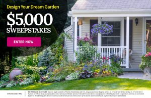 Better Homes & Gardens – Win $5,000 to Design Your Dream Garden