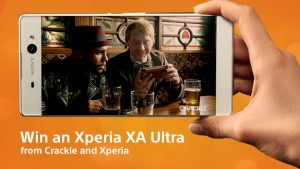 Crackle – Sony Xperia – Win 1 of 50 Sony Xperia Ultra smartphones valued at $330 each