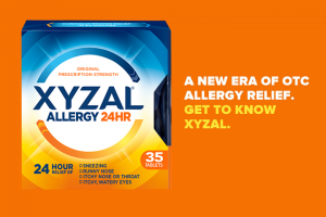 Sharecare – Xyzal Allergy 24hr – Win 1 of 3,000 prizes of a 35 tablet box of Xyzal Allergy 24hr