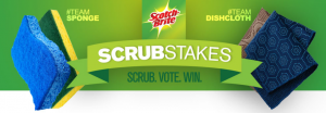 3M Company – Scotch-Brite Scrubstakes – Win a grand prize of $20,000 kitchen makeover OR 1 of 160 Weekly prizes
