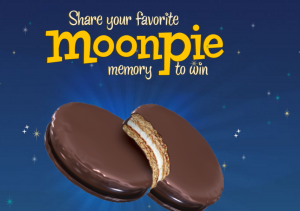 Chattanooga Bakery – MoonPie Memories – Win a grand prize of a 100-Year Supply of MoonPies OR a trip for 2 to Chattanooga OR 100 other prizes